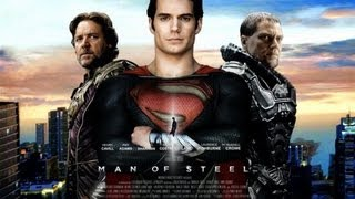 AMC Movie Talk - What New MAN OF STEEL Images Tell Us, What EU Characters STAR WARS 7 Could Use
