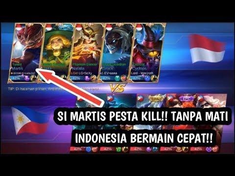 PHILIPINA MINTA AMPUN!! INDONESIA BERMAIN CEPAT KURANG DARI 10 MENIT