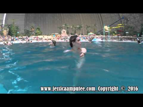 Amputee Jessica In Hot Paradise - Video 13 Preview