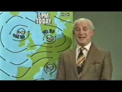 New Style ITV Meridian Weather Graphics 03/10/16