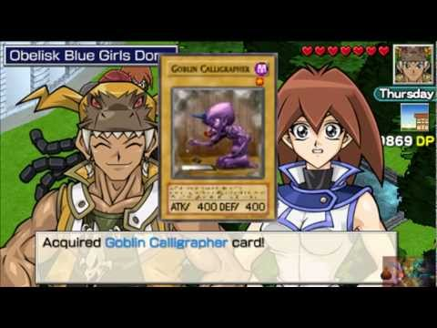 Yu Gi Oh GX Tag Force Two USA Ra Yellow Tyranno Hassleberry Story Part Three in HD |