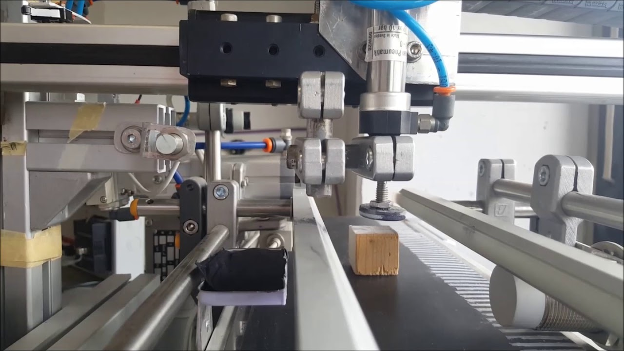 Smart Project Omron 2018,  Gadget Printing Machine