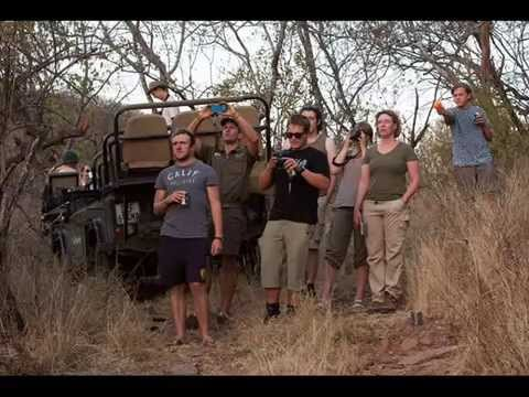 FGASA Level 1 Montage 2015 -  EcoTraining, Limpopo, South Africa