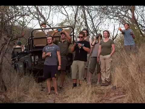 FGASA Level 1 Montage 2015 -  EcoTraining, Limpopo, South Africa