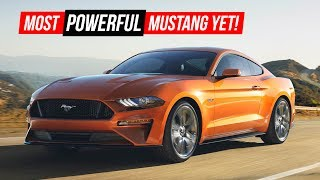 2018 Mustang GT SPECS And PRICE!