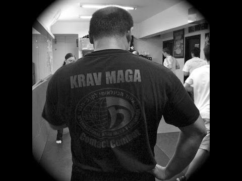 IKMF Krav Maga - Triquest MMA Hong Kong 2014