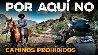 Me METO por DONDE no DEBO. CAMINOS PROHIBIDOS en MÉXICO (S17/E14) VUELTA AL MUNDO CON CHARLY SINEWAN