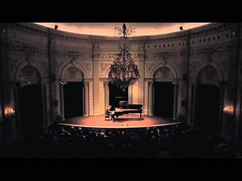 Luis Rabello at Concertgebouw in Amsterdam