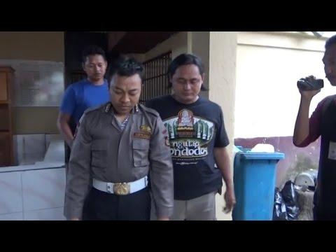 WASPADA!!! POLISI GADUNGAN TILANG PENGENDARA