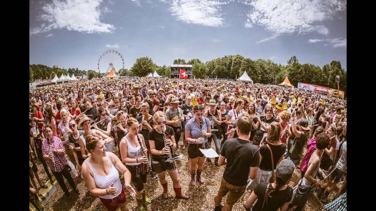 Woodstock Der Blasmusik 2016 YouTube