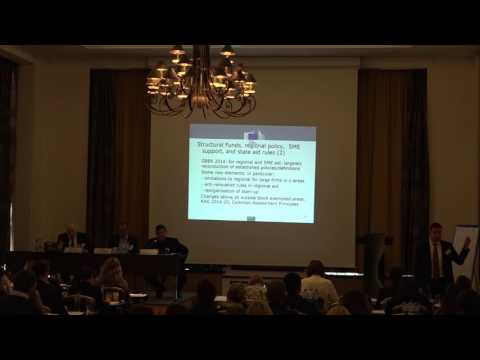 State aid in the management of the ESI Funds PART1