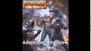 Interview with Nick of Broken Contract - Adepticon 2015 Part 1
