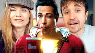NÓS ESTAMOS NO FILME DO SHAZAM! - Ep.1343