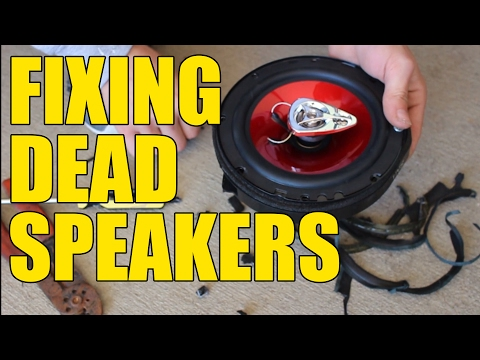 DIY Car Projects: Fixing Honda's Dead Speaker Problem