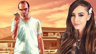 GTA 5 STORY WALKTHROUGH - KILLING TREVOR ENDING