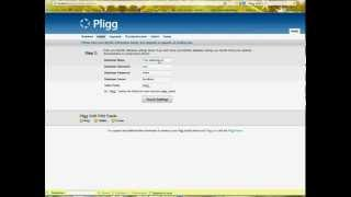 install Pligg Content Management System