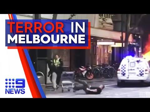 Melbourne Attack | 9 News Perth