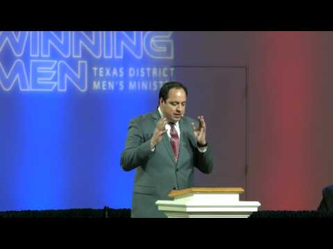 "Texas Men's Conference 2017  ""Chains or Crowns""  Bro. Aaron Soto"