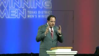 "Gambar cover Texas Men's Conference 2017  ""Chains or Crowns""  Bro. Aaron Soto"