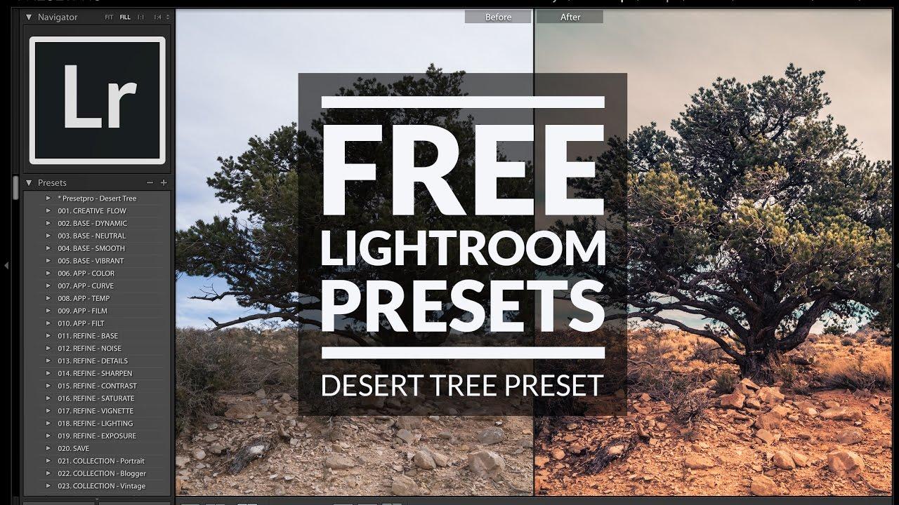 Lost /& Deserted Lightroom Mobile Preset