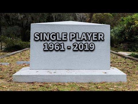 ANTHEM: LA MORTE DEL SINGLE PLAYER