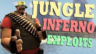 TF2 - Meet The Jungle Inferno Exploits (Pyro Update)