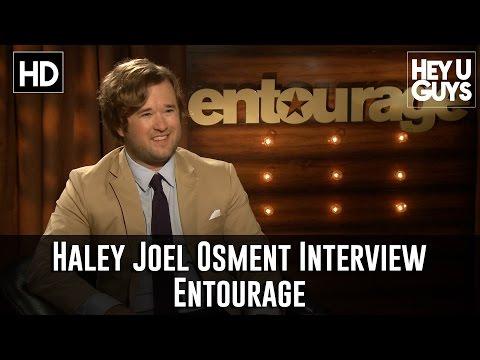 Haley Joel Osment Interview - Entourage Movie & Returning to Acting