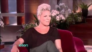 Download The Ellen DeGeneres Show   P!NK Interview Mp3 and Videos
