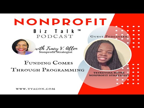 Funding Comes Through Programming | S1E10