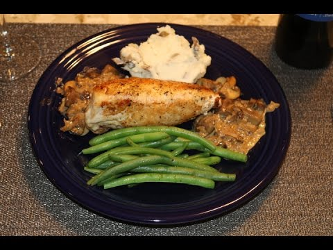 Home Chef - Chicken Diane w/ Mashed Potatoes & Green Beans