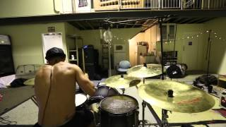 Pierce The Veil - Bulls In The Bronx (DRUM COVER)