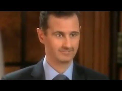Bashar al-Assad Destroys Barbara Walters