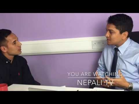 Facebook live with Ganesh -Guest: ANUBHAV B THAPA
