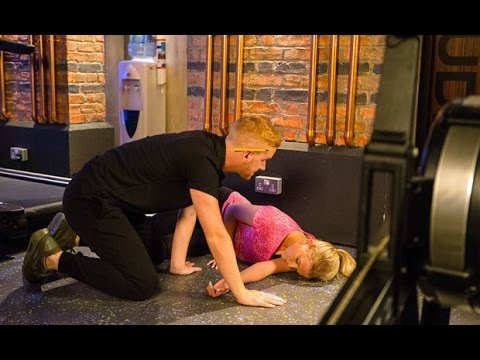 Coronation Street - Bethany Collapses (Bethany Platt Scenes 24th Aug 2016)