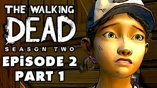 The Walking Dead: Season 2 - Episode 2: A House Divided - Gameplay Walkthrough Part 1