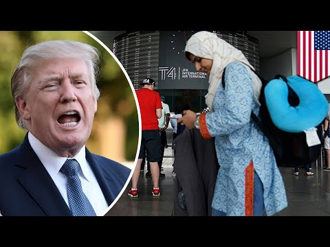 Travel ban: Trump slaps new travel restrictions on citizens from 8 countries - TomoNews