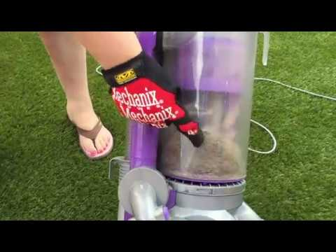 Dyson and the Grass - How to look after an artificial lawn.