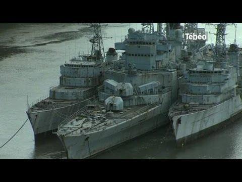 Brest : Port Ou Cimetière De Bateaux ? (Brest)