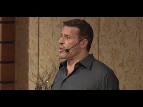 The Blueprint of Leadership | Tony Robbins
