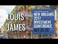 Louis James: This Year's Most Exciting Investment Opportunity