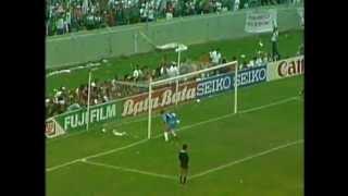 WM 86 Germany v Mexico 21st JUN 1986