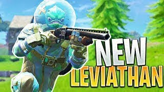 TOP FORTNITE PLAYER - NEW LEVIATHAN SKIN GAMEPLAY!! FORTNITE BATTLE ROYALE WITH TEAM ALBOE!!