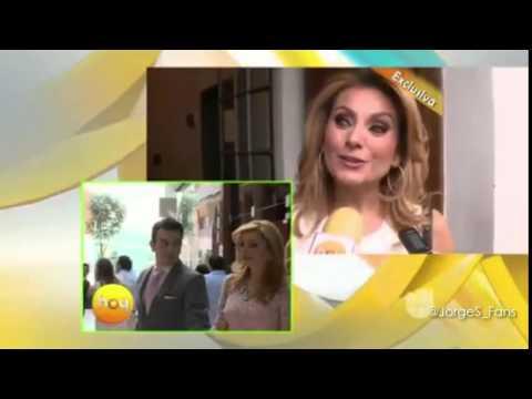Elizabeth Alvarez confirma Embarazo  HOY 25.06.15