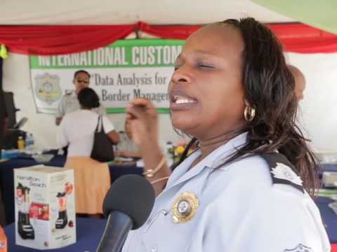 Customs and Excise Host Annual Celebration