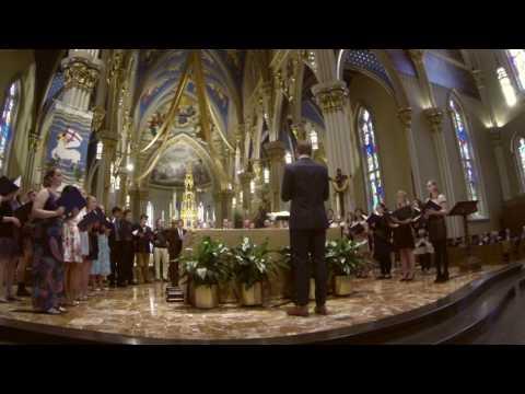 Notre Dame Liturgical Choir - Commencement Concert 2017, Notre Dame, IN