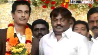 Kalaipuli S Thanu Son Wedding Reception 1