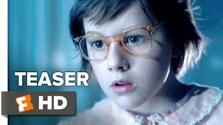 The BFG Official Teaser Trailer #1 (2016) - Steven Spielberg Fantasy Movie HD