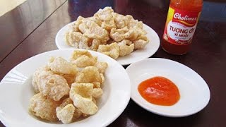 Da heo chiên muối ớt - Hướng dẫn nấu ăn - Món ngon mỗi ngày - Món ngon dễ làm