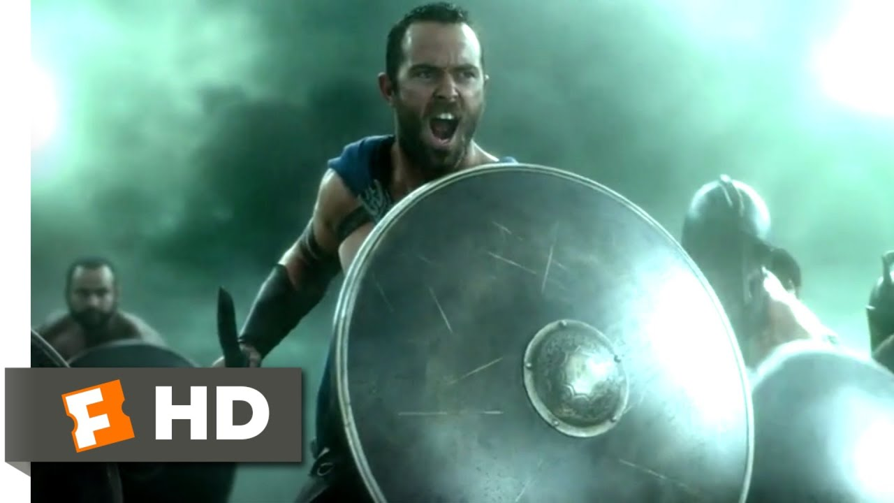 Download 300: Rise of an Empire (2014) - First Battle at Sea Scene (4/10) | Movieclips