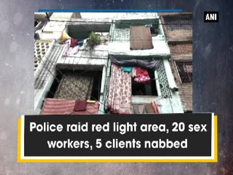 Police Raid Red Light Area, 20 Sex Workers, 5 Clients Nabbed - Bihar News